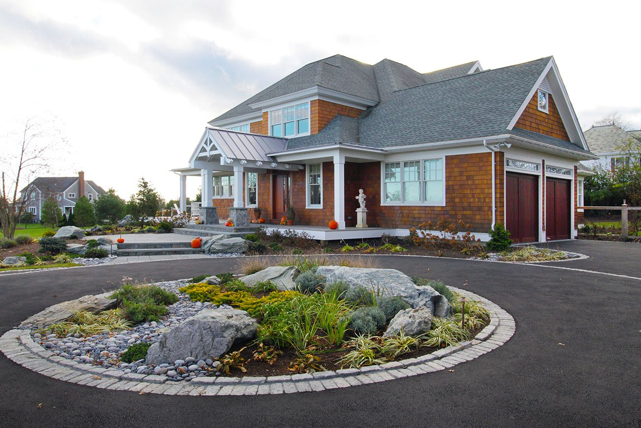 1 Complete home renovation project, in-house design build firm in RI