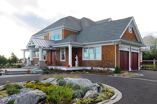 Complete home renovation project, in-house design build firm in RI
