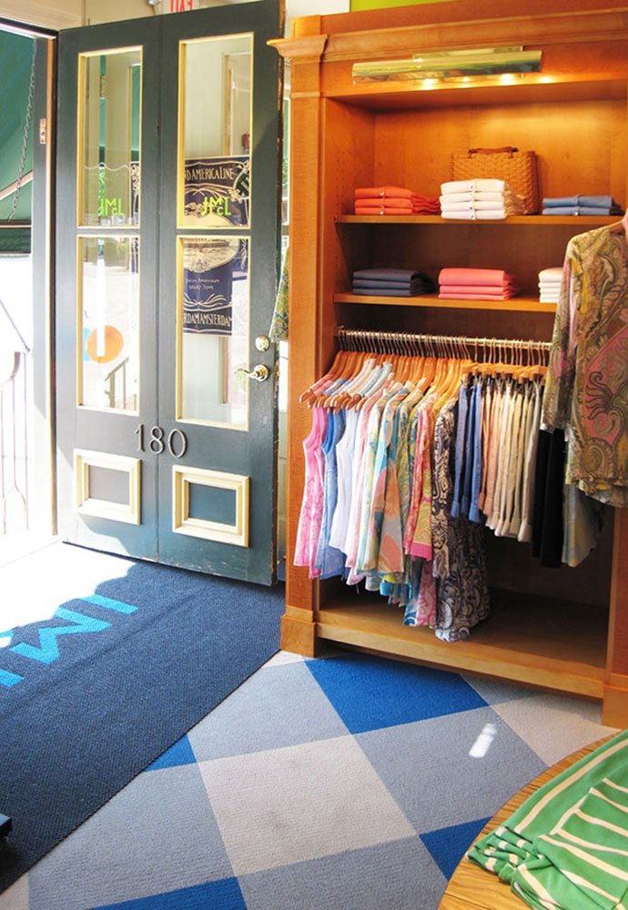 1 Retail store - commercial remodeling construction project by in-house design build firm in RI