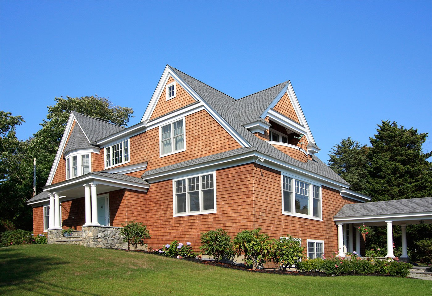 1 Home remodel by in house design - construction build firm in RI