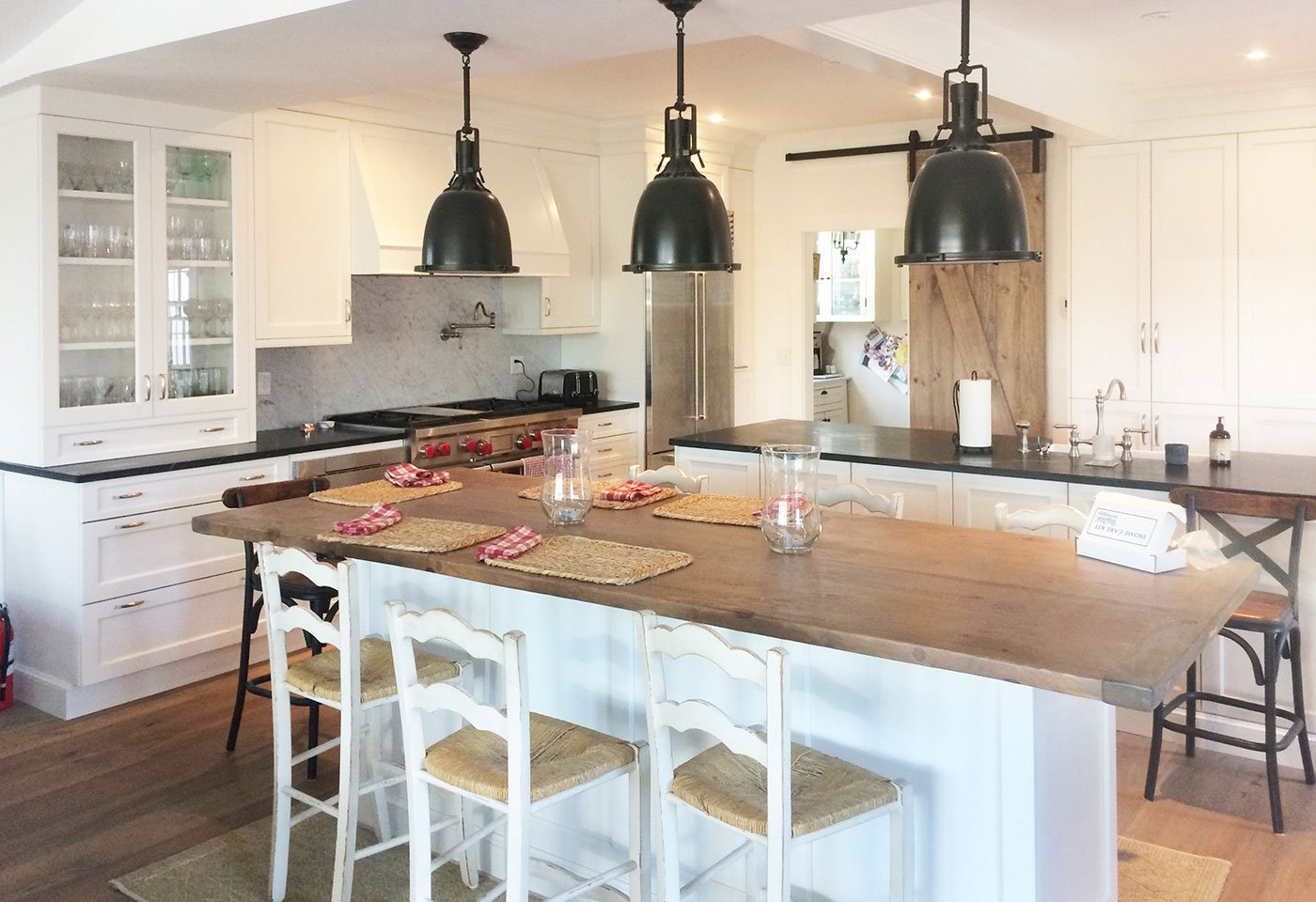 1 New addition - kitchen by home renovation, in-house design build firm in RI