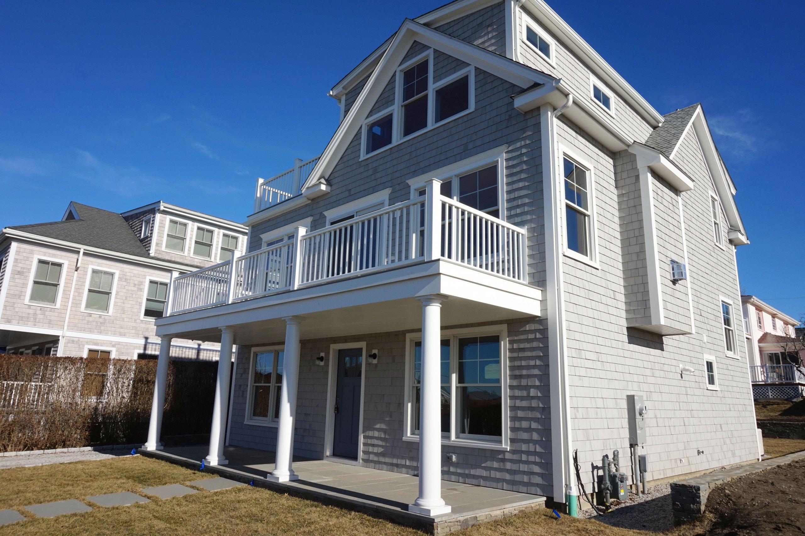 Oravec new construction home - design build