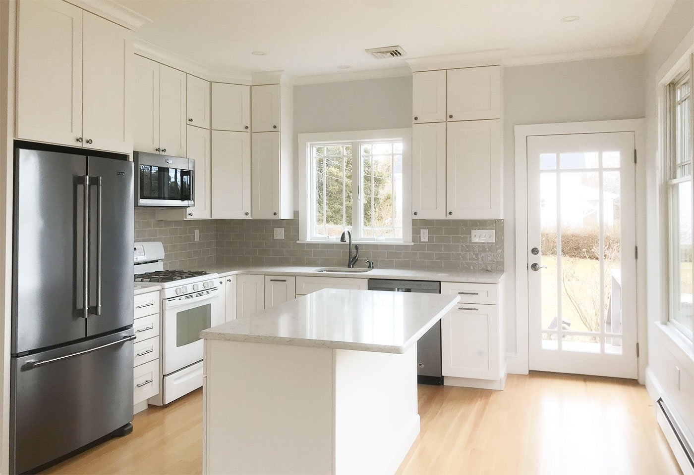 1 Home renovation by in-house design construction build firm in RI