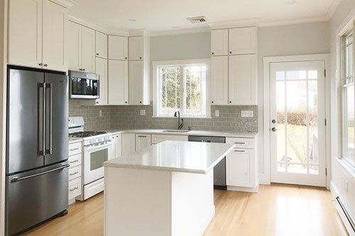 Home renovation by in-house design construction build firm in RI