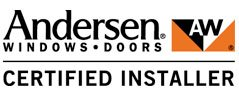 Anderson windows - doors installer RI - MA