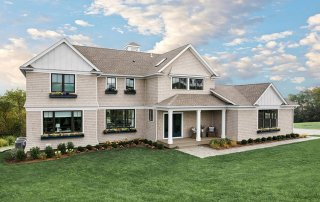 2021 Dream House Hey Rhody by residential commercial design build firm RI
